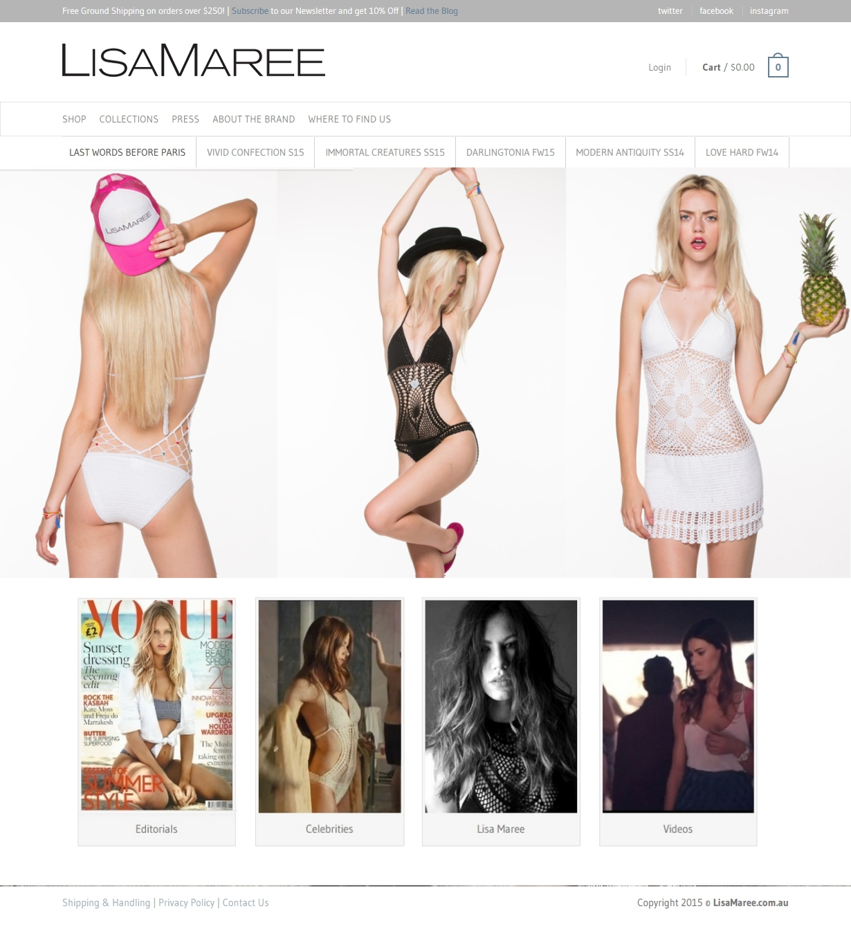 Lisa maree Homepage - Market Sharx